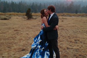katty and kyle's tahoe wedding
