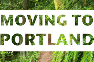 moving from california to portland