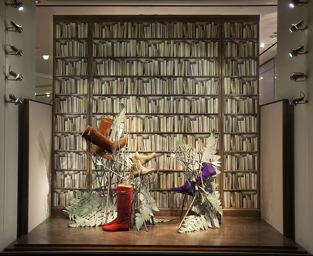 Artemis Windows - Hermès - Madison Ave | Bramble Workshop