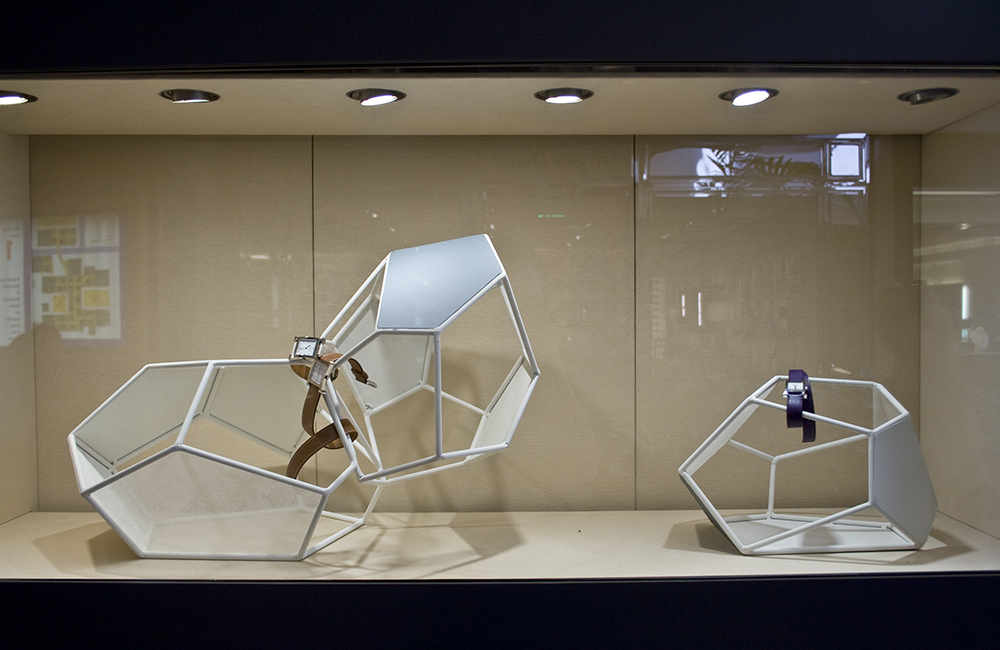 Polyhedron Windows - Hermès | Bramble Workshop