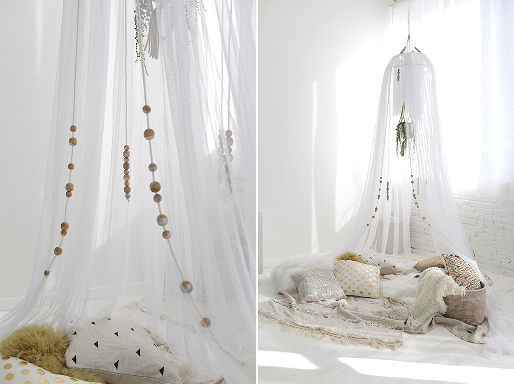 Napping Tent for designlovefest | Bramble Workshop