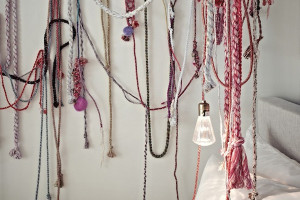 rope installation :: inspiration images