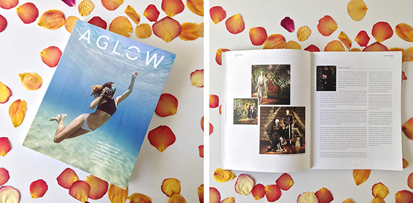 Aglow Magazine | Bramble Workshop
